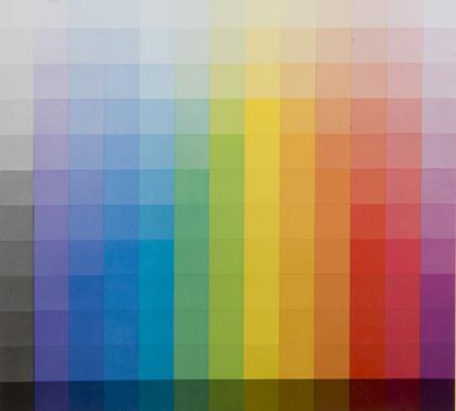 Le blog d 39 e artsup l 39 cole de la passion cr ative - Gamme chromatique couleur ...