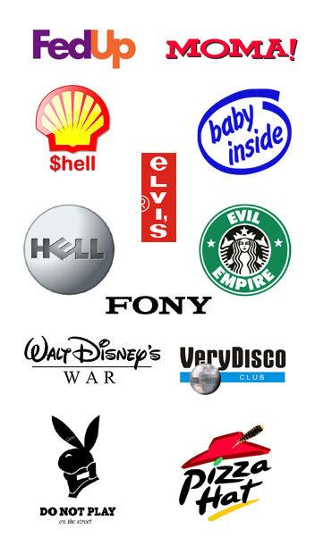 Parodies Logo-parodies