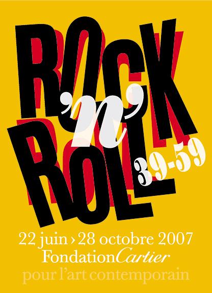 """Résultat de recherche d'images pour """"fondation cartier expo rock n roll"""""""